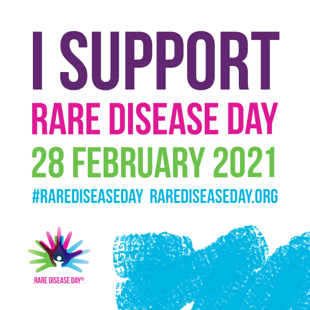 Rare Disease Day Support Pledge